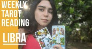 Libra Weekly Tarot June 1-7, 2020