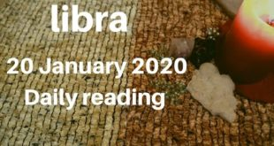 Libra daily love reading 💖 WAIT LIBRAS LET THEM COME 💖 20 JANUARY 2020