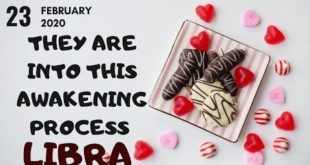 Libra daily love tarot reading 💗 THEY ARE INTO THIS AWAKENING PROCESS  💗 23 FEBRUARY 2020