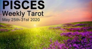 "PISCES WEEKLY TAROT READING  ""A PERFECTLY TIMED OPPORTUNITY PISCES!"" May 25th-31st 2020 Forecast"