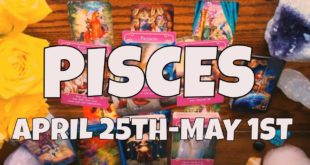 "PISCES ""SECRET FEELINGS ARE COMING TO THE SURFACE"" APRIL 25TH-MAY 1ST LOVE TAROT/YOU VS THEM"