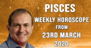 Pisces Weekly Horoscope from 23rd March 2020
