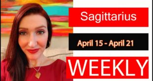 SAGITTARIUS WEEKLY LOVE WOW!! CONNECTION LEADS TO SOMETHING UNEXPECTED!!! APRIL 15 TO 21