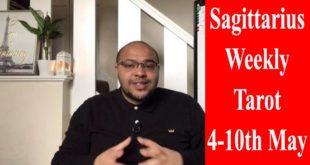 "SAGITTARIUS WEEKLY TAROT - ""REAPING REWARDS!"" - 4th-10th May 2020 #Sagittarius #May2020"