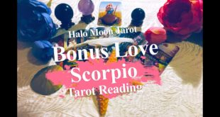 SCORPIO LOVE TAROT READING - SOMEONE IS MANIFESTING YOU, YOU DON'T WANT YOUR X