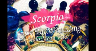 SCORPIO LOVE TAROT -   THEY DON'T KNOW WHAT TO DO. WANT TO SEE YOU - APRIL 2 - 9