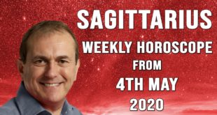 Sagittarius Weekly Horoscope from 4th May 2020