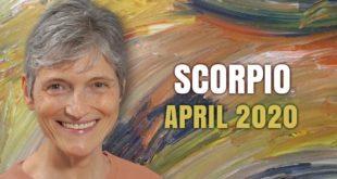 Scorpio April 2020 Astrology Horoscope Forecast