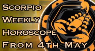 Scorpio Weekly Horoscopes Video For 4th May 2020 - Hindi | Preview