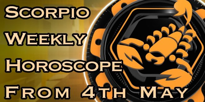 Scorpio Weekly Horoscopes Video For 4th May 2020 - Hindi   Preview