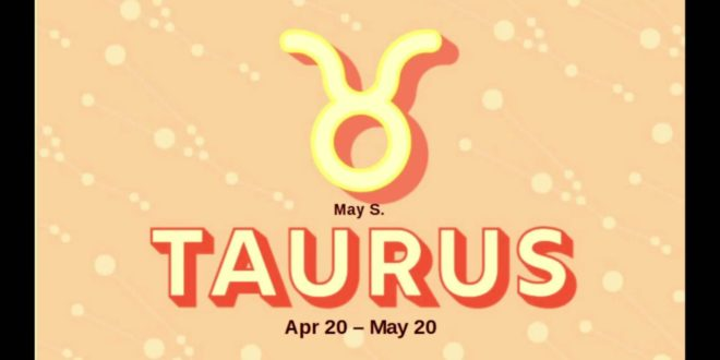 Taurus Monthly Horoscope (June 2020)