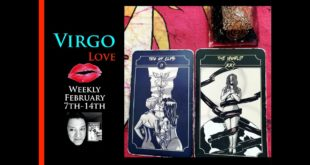 VIRGO 🔥Happening Faster Than You Can Think - Weekly (February 7th-14th) - Love Tarot Reading