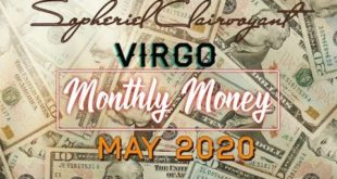 """VIRGO MONTHLY MONEY """"Be Your Own Boss?!? MAY 2020"""