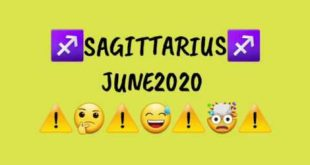 ♐SAGITTARIUS ♐ ⚠️🤔⚠️😅⚠️🤯⚠️ (WHAT TO 👀 OUT FOR) JUNE2020 #SAGITTARIUS #MONTHLY #TAROT