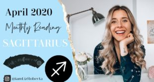 It Was Fate That It Didn't Happen… ♐ Sagittarius Monthly Tarot Reading for APRIL 2020 ✨