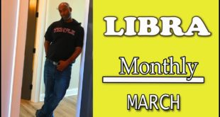 LIBRA MONTHLY YOU GOT THE POWER !!! MARCH