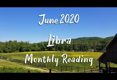 LIBRA  - Monthly Tarot Reading for June 2020