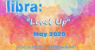 "Libra Monthly: ""Level Up"" (May 2020)"