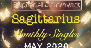 "SAGITTARIUS MONTHLY SINGLES ""See Your Value?!?"" MAY 2020"