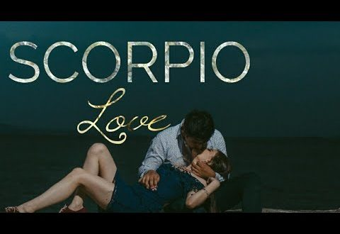 SCORPIO OPENING UP FOR HIGH VIBE UNCONDITIONAL LOVE! - LOVE APRIL 2020