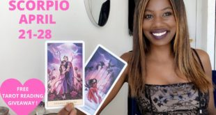 "SCORPIO - ""IT'S TIME TO REMEMBER WHO THE F YOU ARE SCORPIO!"" APRIL 21-28 2020 WEEKLY TAROT READING"