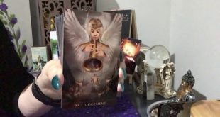 Sagittarius Monthly Reading For April - Past Life Soulmate Coming In