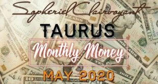 "TAURUS MONTHLY MONEY ""End Of An Era?!? MAY 2020"