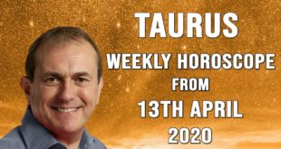 Taurus Weekly Horoscope from 13th April 2020